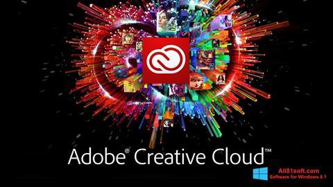 Screenshot Adobe Creative Cloud Windows 8.1