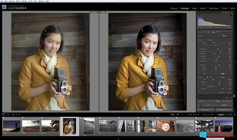 Screenshot Adobe Photoshop Lightroom Windows 8.1