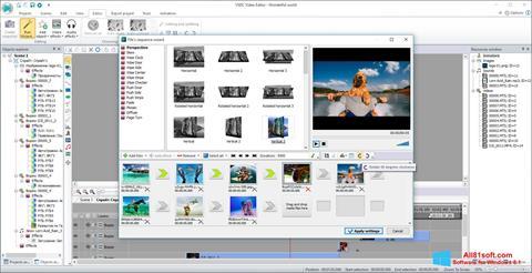 Screenshot VSDC Free Video Editor Windows 8.1