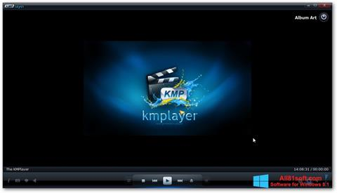Screenshot KMPlayer Windows 8.1