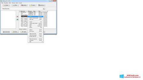 Screenshot ArtMoney Pro Windows 8.1