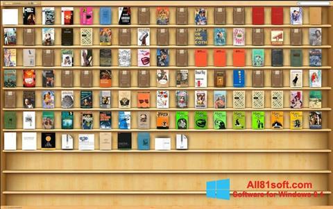 Screenshot Bookshelf Windows 8.1