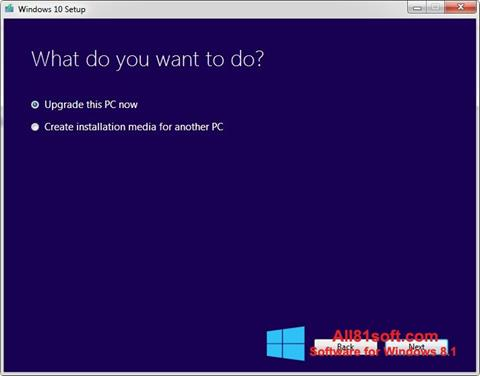 Screenshot Media Creation Tool Windows 8.1