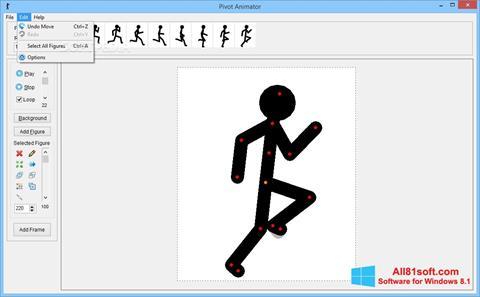 Screenshot Pivot Animator Windows 8.1