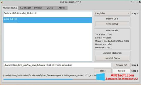 Screenshot MultiBoot USB Windows 8.1