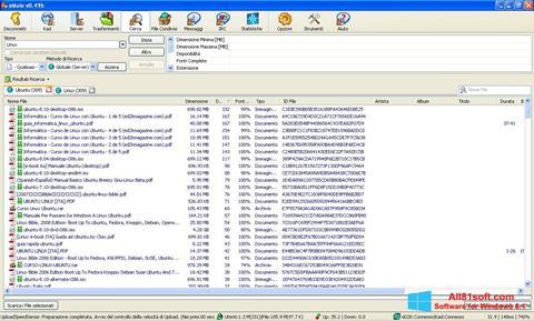 Screenshot eMule Windows 8.1