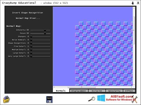 Screenshot CrazyBump Windows 8.1