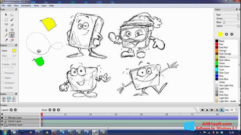 Screenshot Pencil Windows 8.1